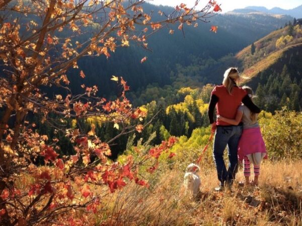 Hiking Fall Experience Heber Valley Photo by Bryan Rowland