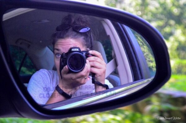 Driving and Photographing Blue Ridge Parkway USA