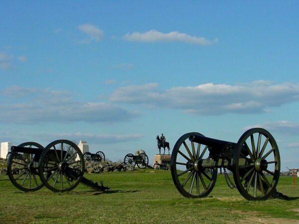 Gettysburg by Kris is licensed under CC BY 2.0