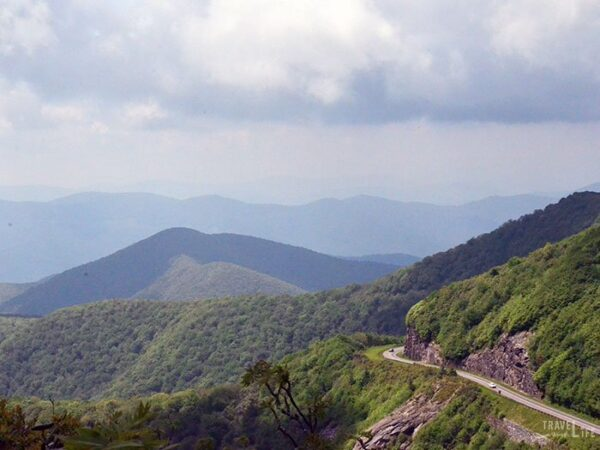 Blue Ridge Parkway NC Travel Image