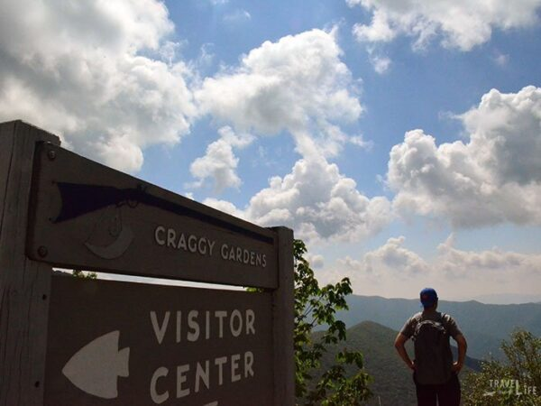 Craggy Gardens Visitor Center Image