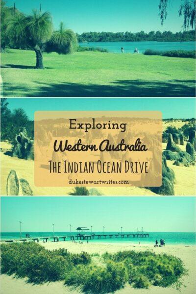 Exploring Western Australia Indian Ocean Drive by David Milsont