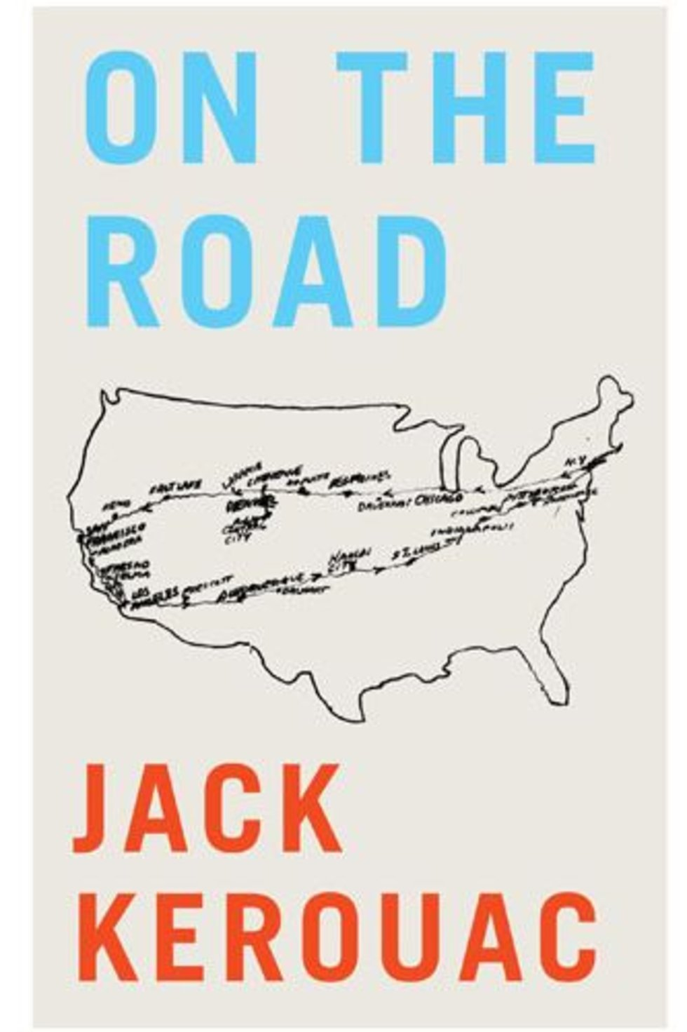 """a biography and life work of jack kerouac an american writer A new biography of the famed 1950s' on the road author jack  family's french- canadian roots that he never really became an american in his own mind  the  planned novel, described by kerouac as his """"life work,"""" would."""