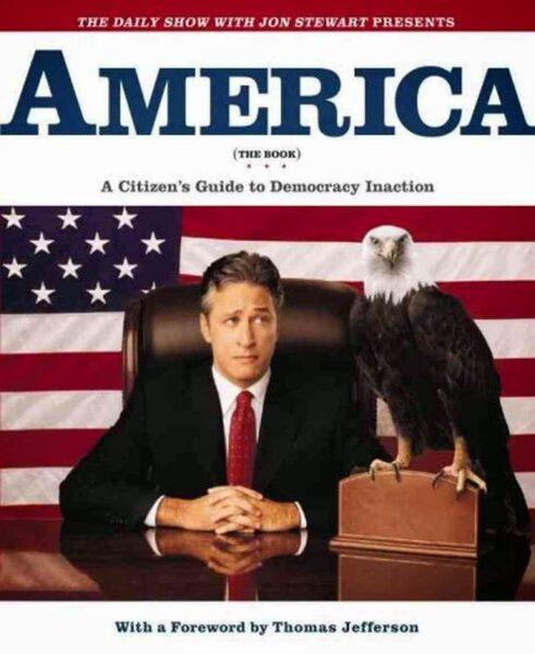 Jon Stewart America the Book