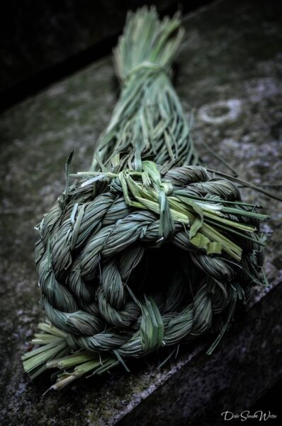 Kyoto Fushimi Inari Straw Rope