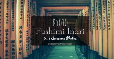 Kyoto Fushimi Inari by Duke Stewart