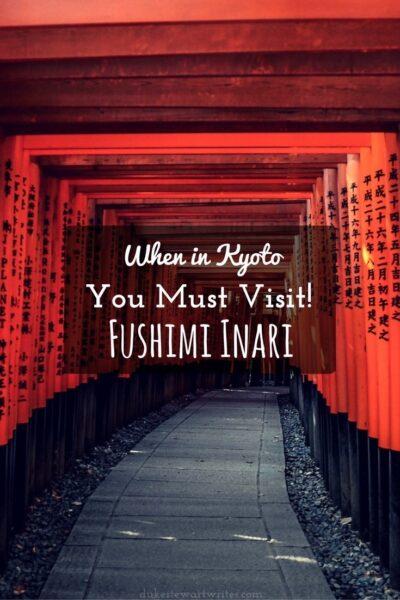 Kyoto Must Visit Fushimi Inari Shrine