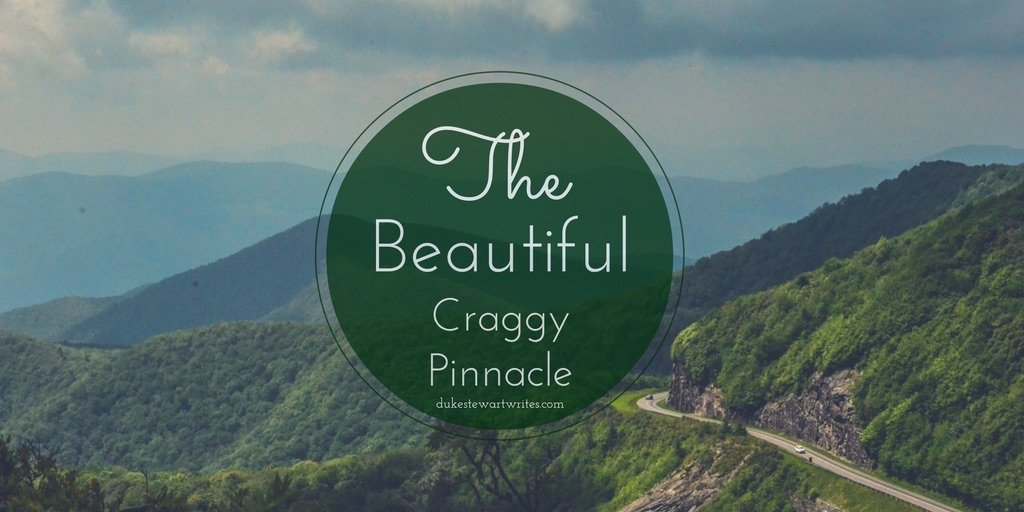 The Beautiful Craggy Pinnacle North Carolina