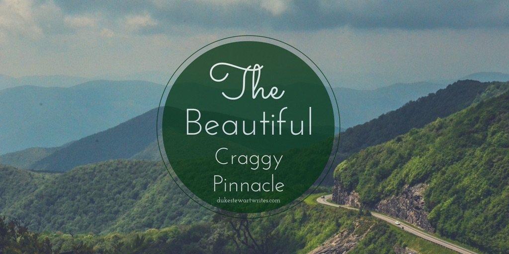 The Beautiful Craggy Pinnacle North Carolina