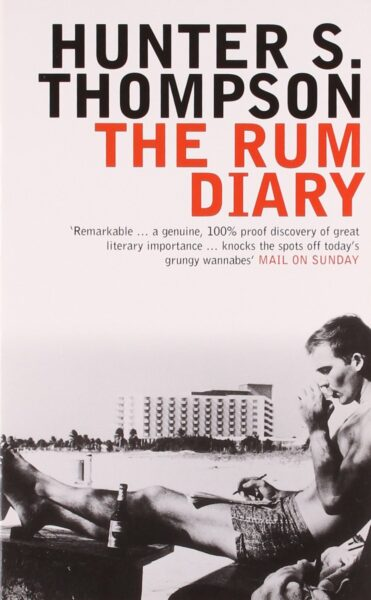 The Rum Diary by Hunter S Thompson