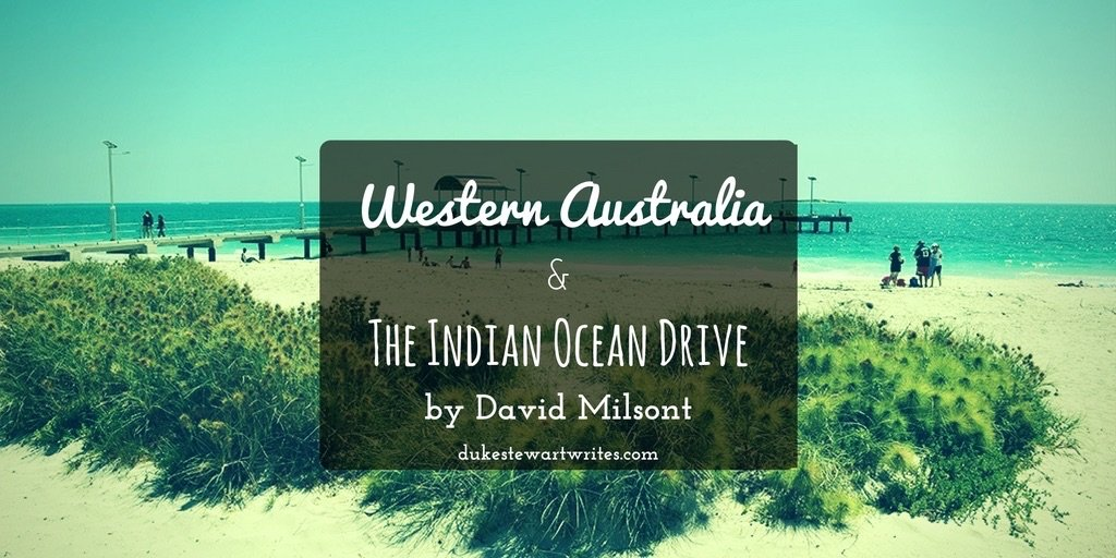 Western Australia Indian Ocean Drive by David Milsont