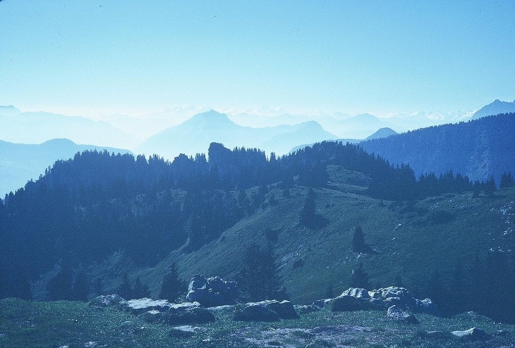 Bavarian Alps by Ted is licensed under CC BY 2.0