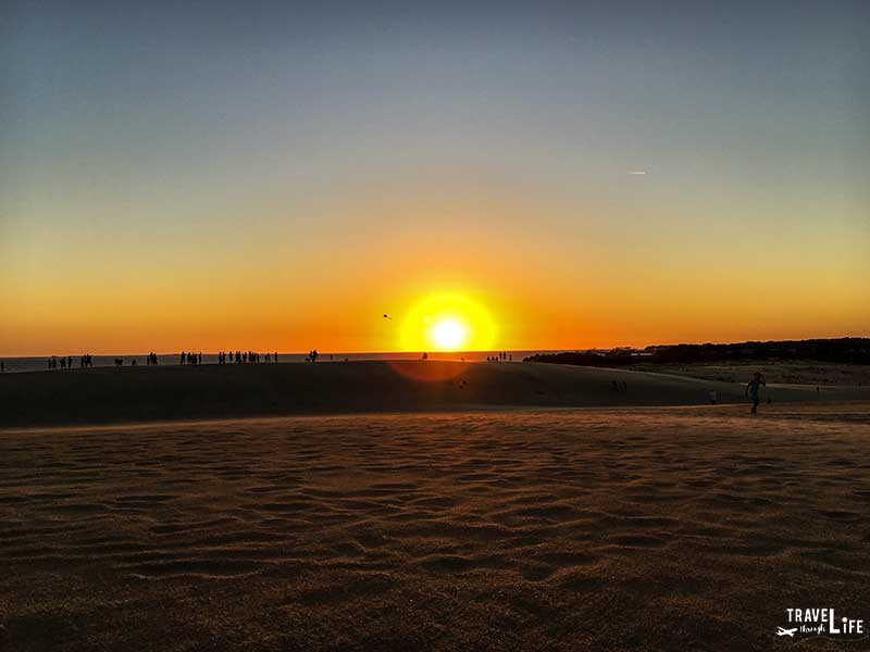 Jockey's Ridge State Park Sunset
