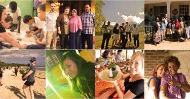 The People of Travel Eight Travelers Who Volunteer