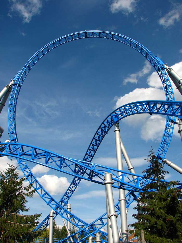 Things to do for Thrill seekers in Germany Europa Park Image by Flickr User Jeremy Thompson