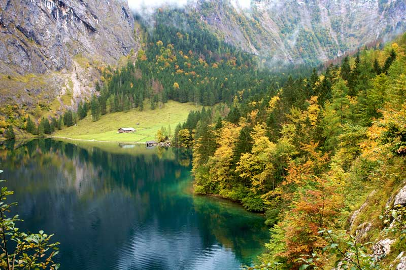 Things to do in Germany Berchtesgaden National Park Image by Flickr User Tim Dorr