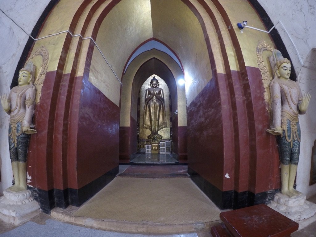Bagan-Myanmar-Ananda-Buddha