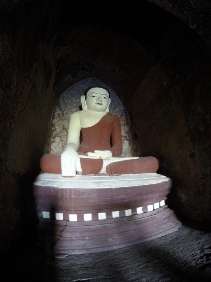 Bagan-Myanmar-Dhammayangyi-Buddha