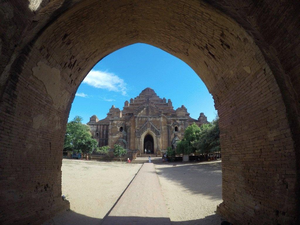 Bagan-Myanmar-Dhammayangyi-Temple