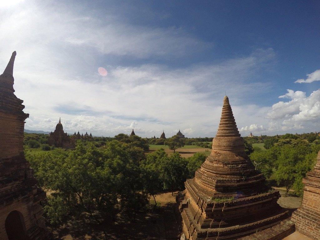 Bagan-Myanmar-Lawkaoatsheuong-View