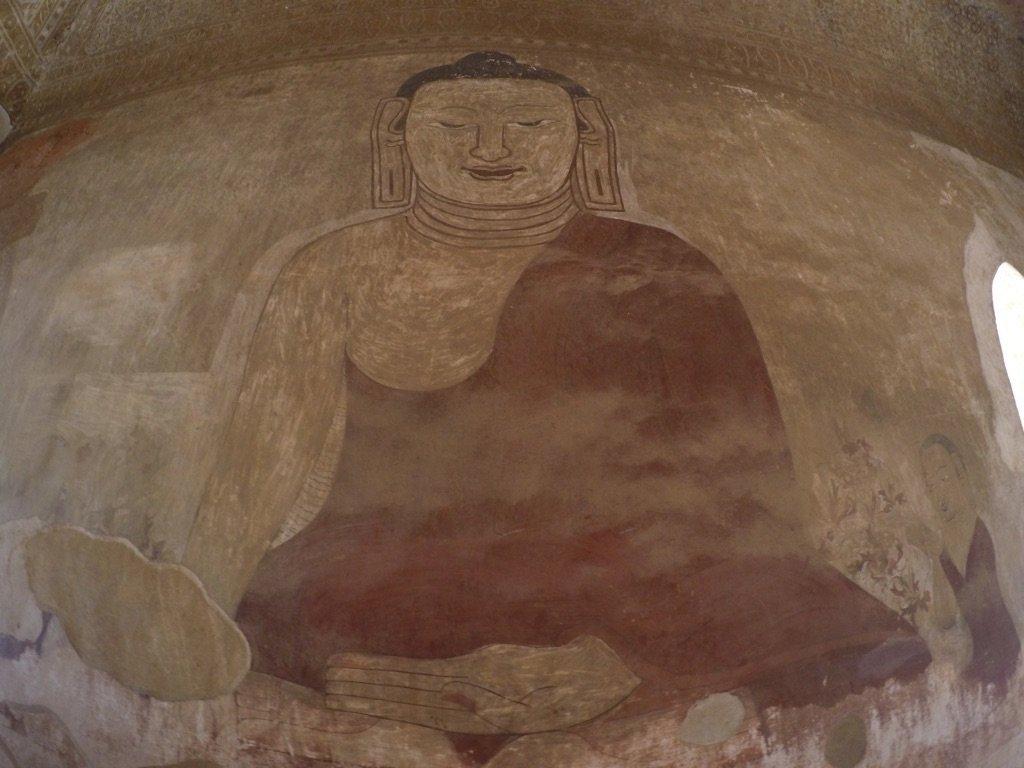Bagan-Myanmar-Sulamani-Fresco