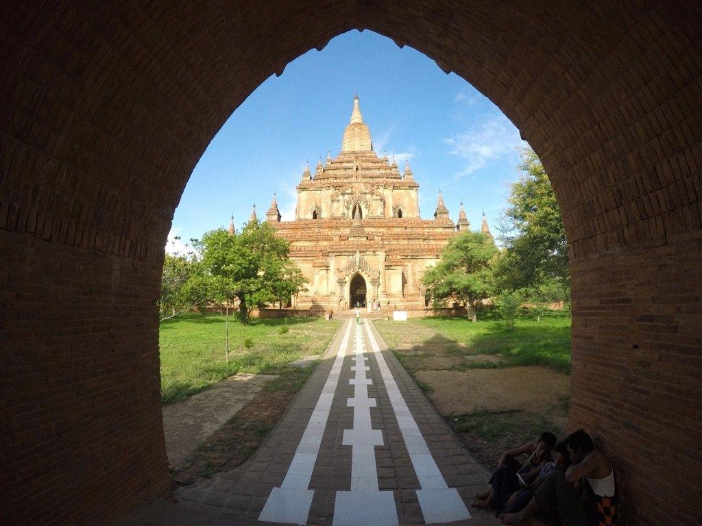Bagan-Myanmar-Sulamani-Temple