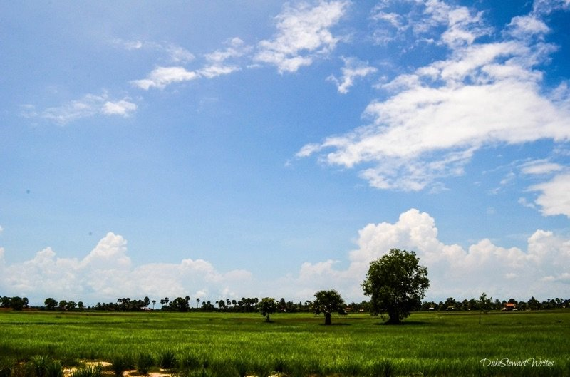 cambodia-countryside-scenery