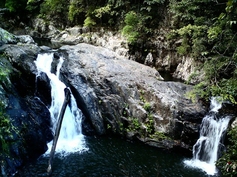 Australia Cairns Crystal Cascades Photo by Flickr User djcupitt