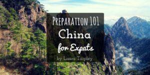 China Preparation 101 by Laura Tarpley via DukeStewartWrites