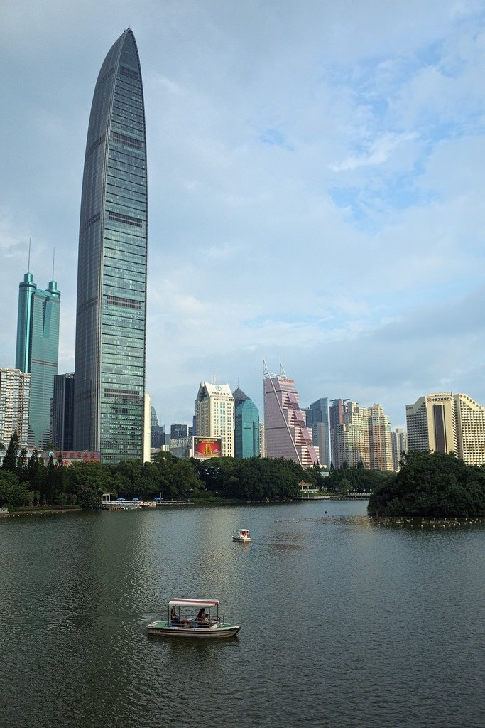 Shenzhen Photo via Flickr by worldaroundtrip
