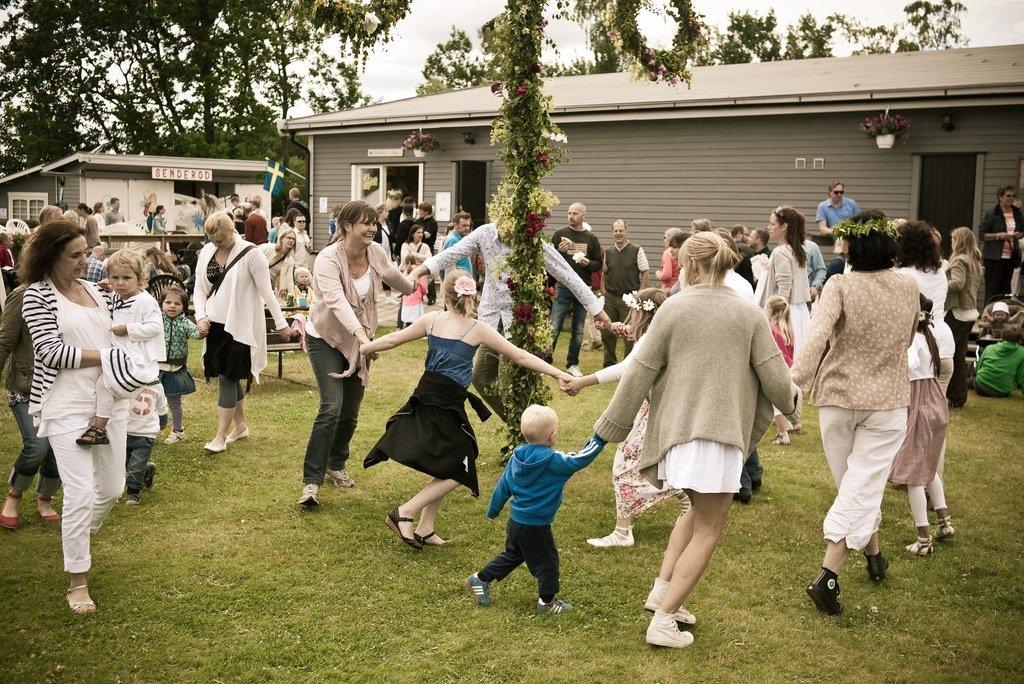 Midsummer party