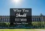 Visit Sweden by James Wilson