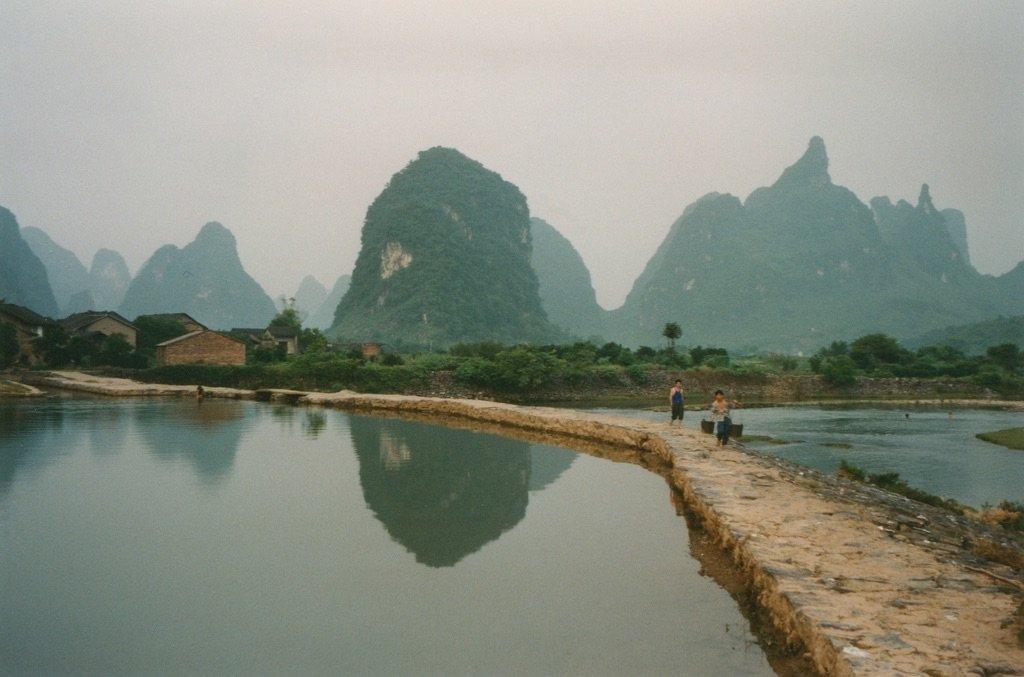 Yangshuo China Photo via Flickr by Arian Zwegers