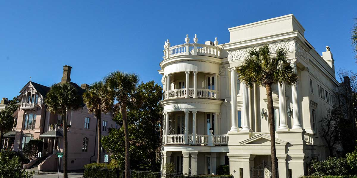 Charleston Historic District Travel Guide