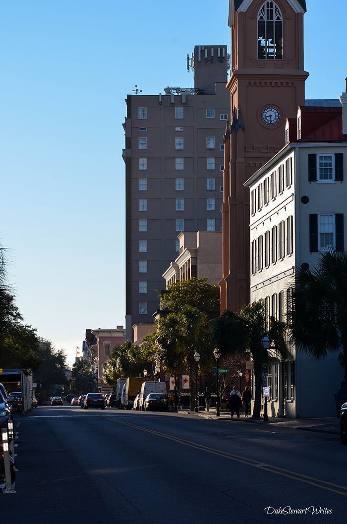 King Street Charleston South Carolina