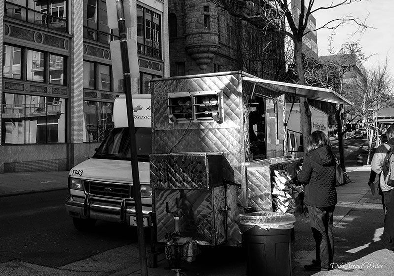 Philadelphia Food Cart