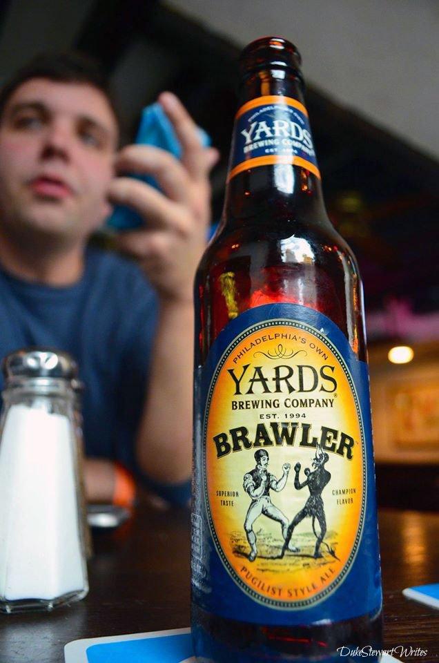 Philadelphia Yards Beer