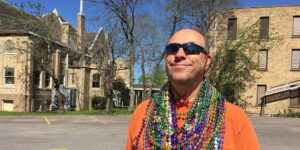 Interview with Charles McCool on Being a Happy Traveler