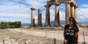 Amelia Old on Taking the Leap Travel Interview