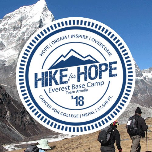 Team Amelia Hike for Hope