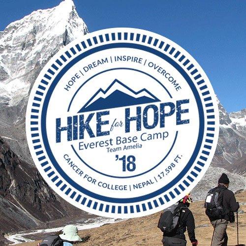 Team Amelia Hike for Hope