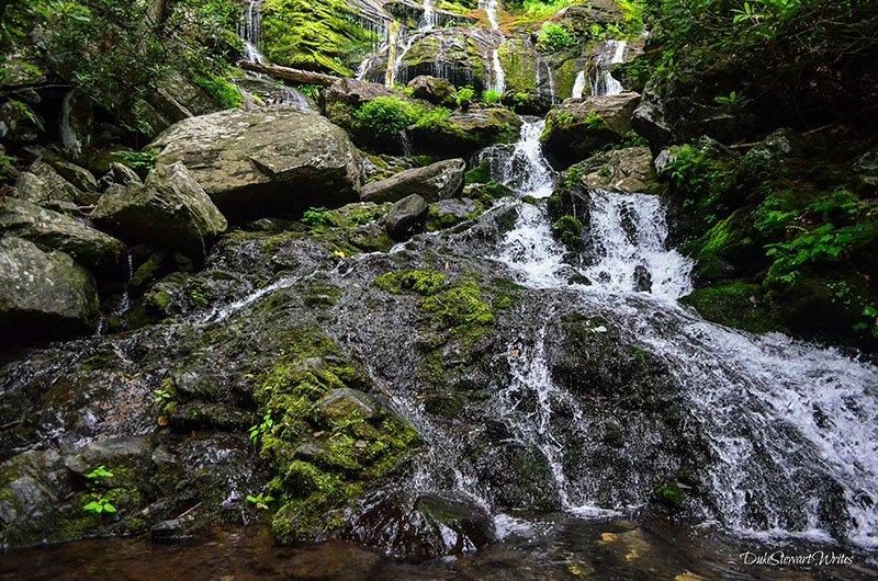 Catawba Falls North Carolina