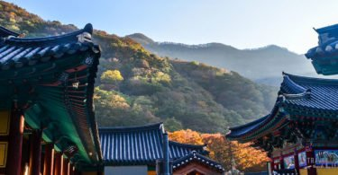 Fall in South Korea and the Best Places to Go