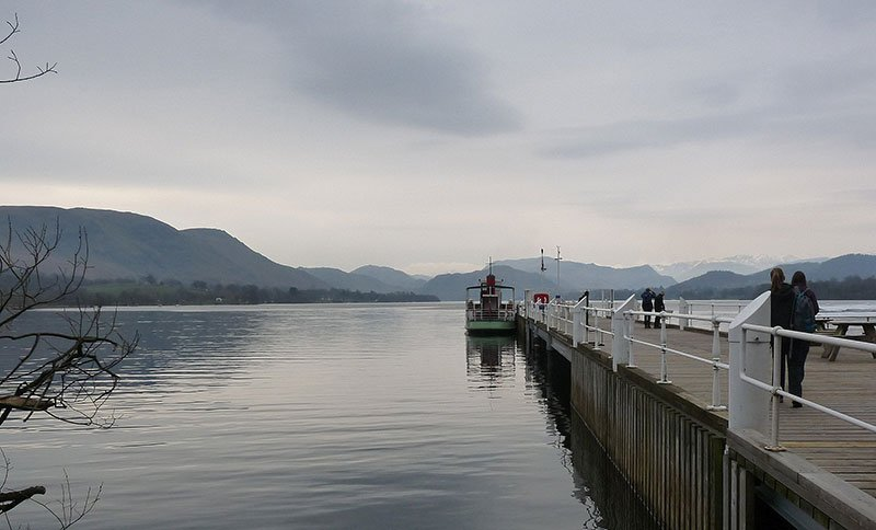 Image of Pooley Bridge Ullswater Image by Steve via Flickr Creative Commons Non-Commercial