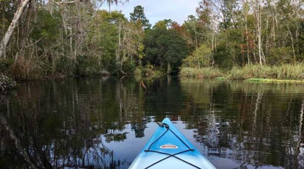 Fall Places To Go in the US Autumn Kayaking in Florida Photo by Charles McCool