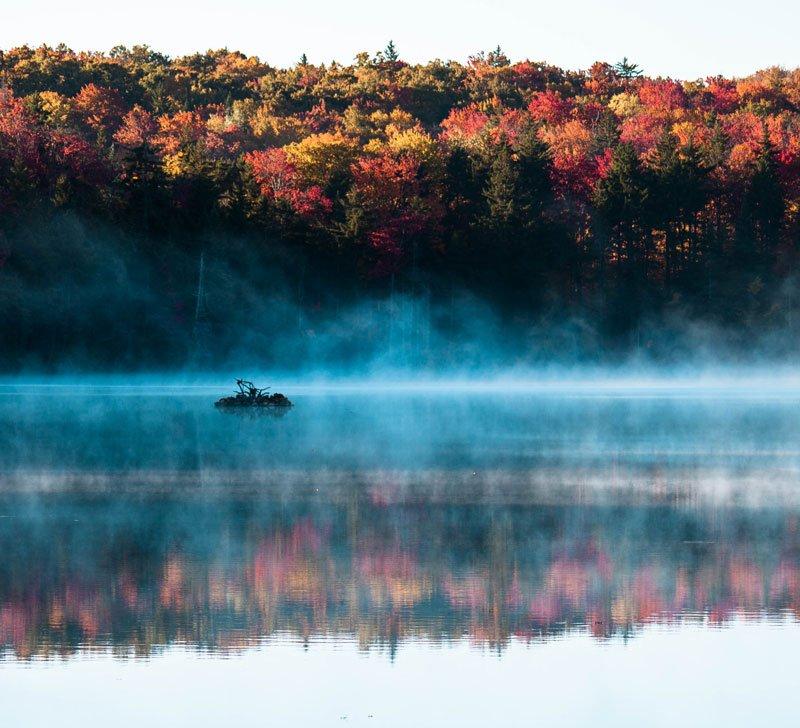 Fall in Vermont Photo by Tara Schatz
