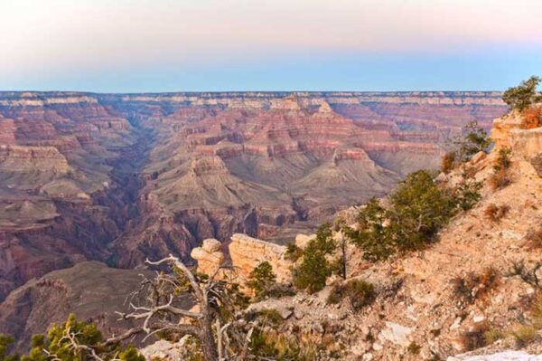 Grand Canyon US in Fall Photo by Bella of Whisper Wanderlust