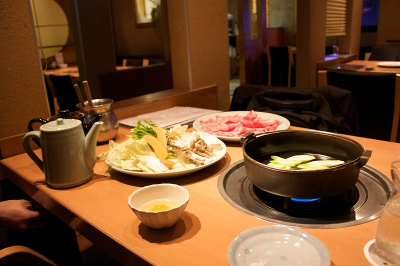 Japanese Restaurant Photo Credit Flickr User Benjamin Claverie