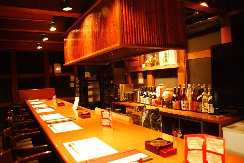 Japanese Restaurant Photo Credit Flickr User Maarten Heerlien