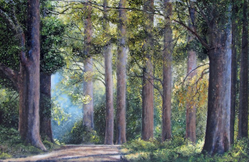 Stephen St Claire The Old Woods